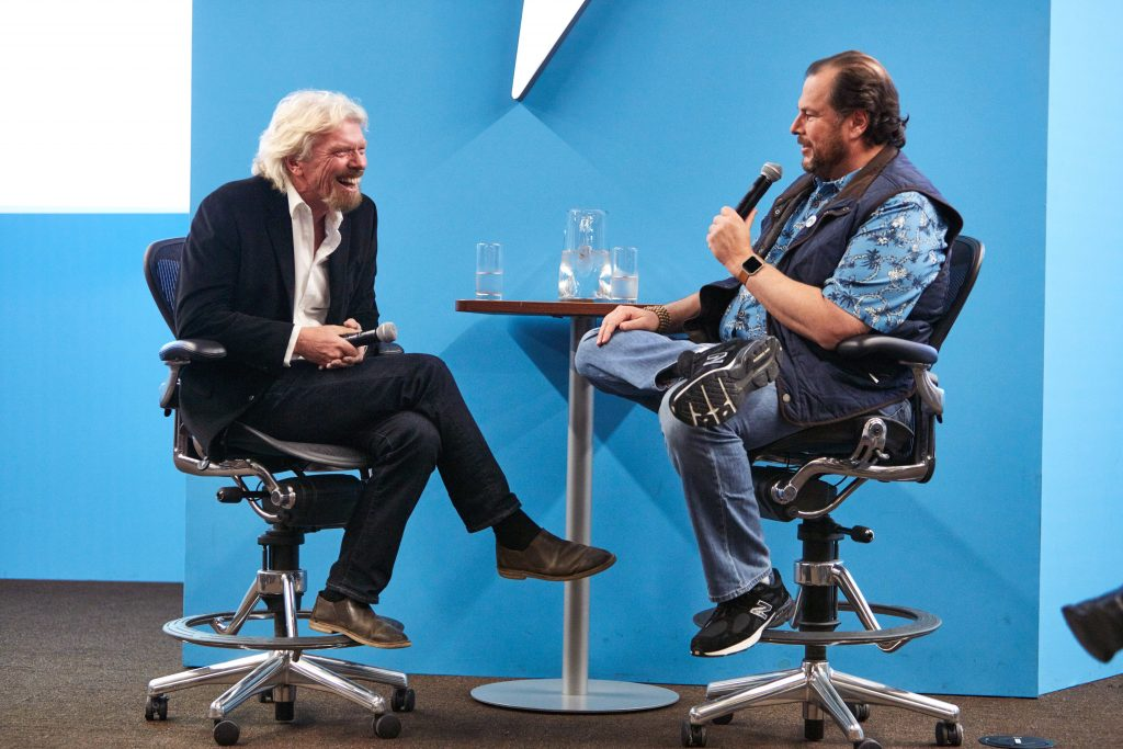 Richard Branson on Leadership