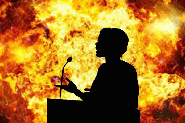 Cómo evitar una catástrofe al hablar en público