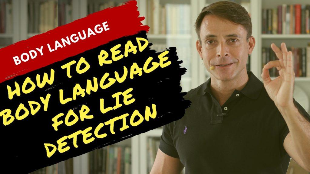 Cómo leer el lenguaje corporal para detectar mentiras
