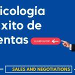 La psicología del éxito de ventas